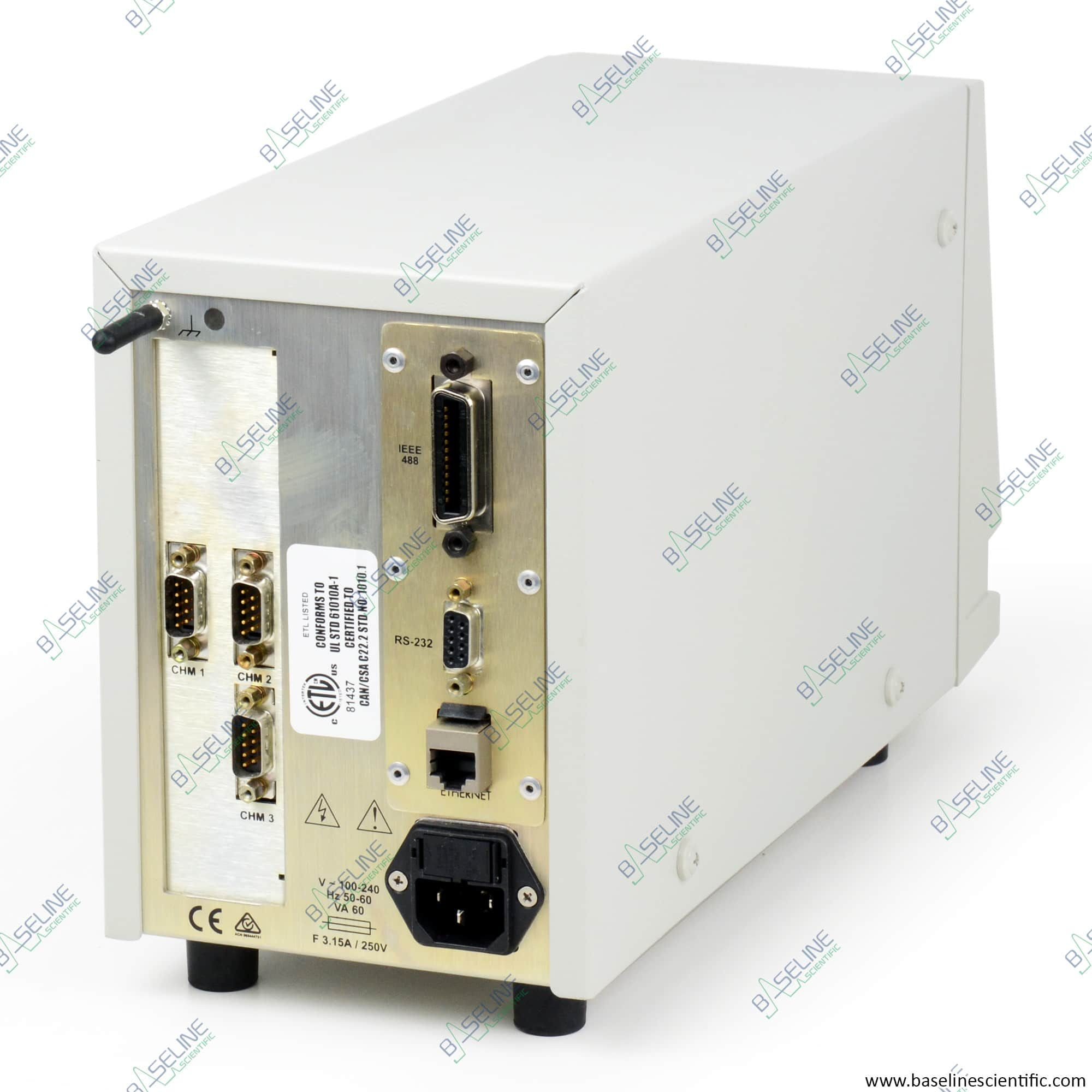 Refurbished Waters Temperature Control Module II and Post Column Reaction Module