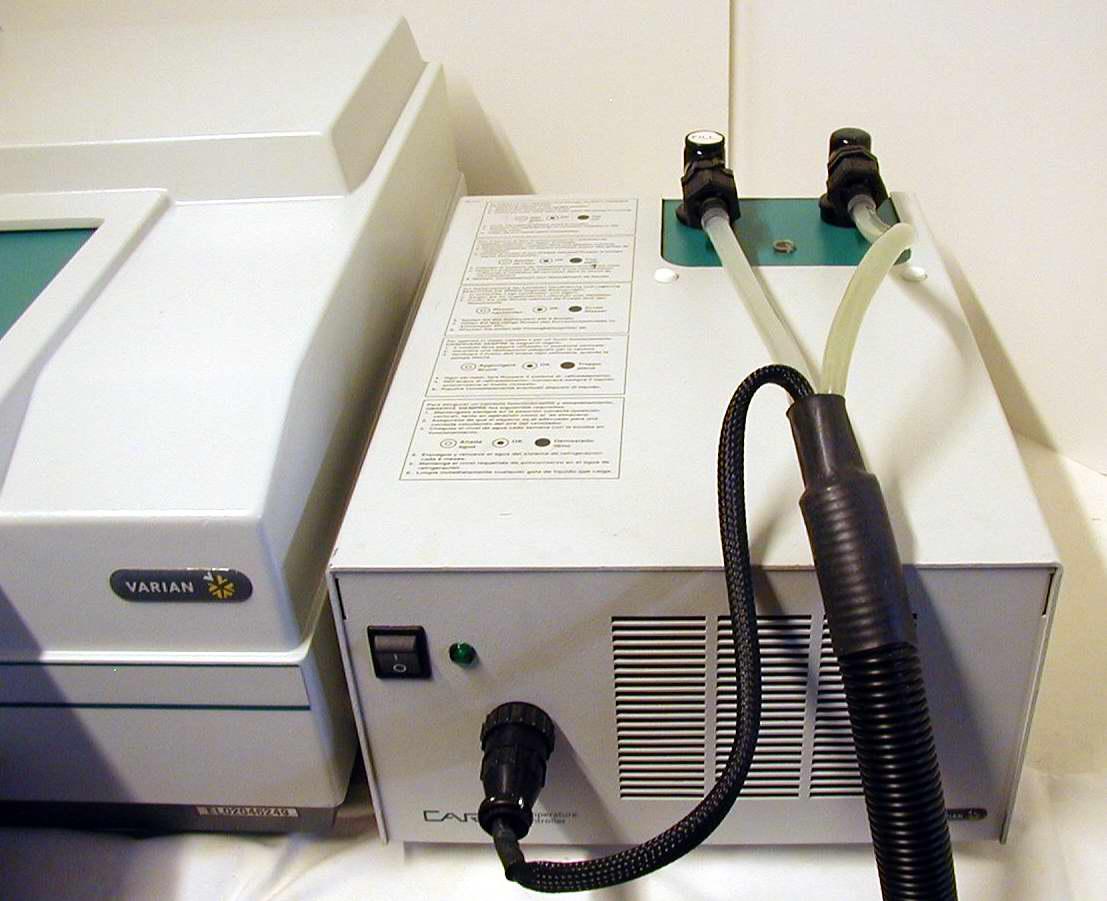 Varian/Agilent Cary 300 BIO Series II UV-VIS Spectrophotometer System w/Guaranty