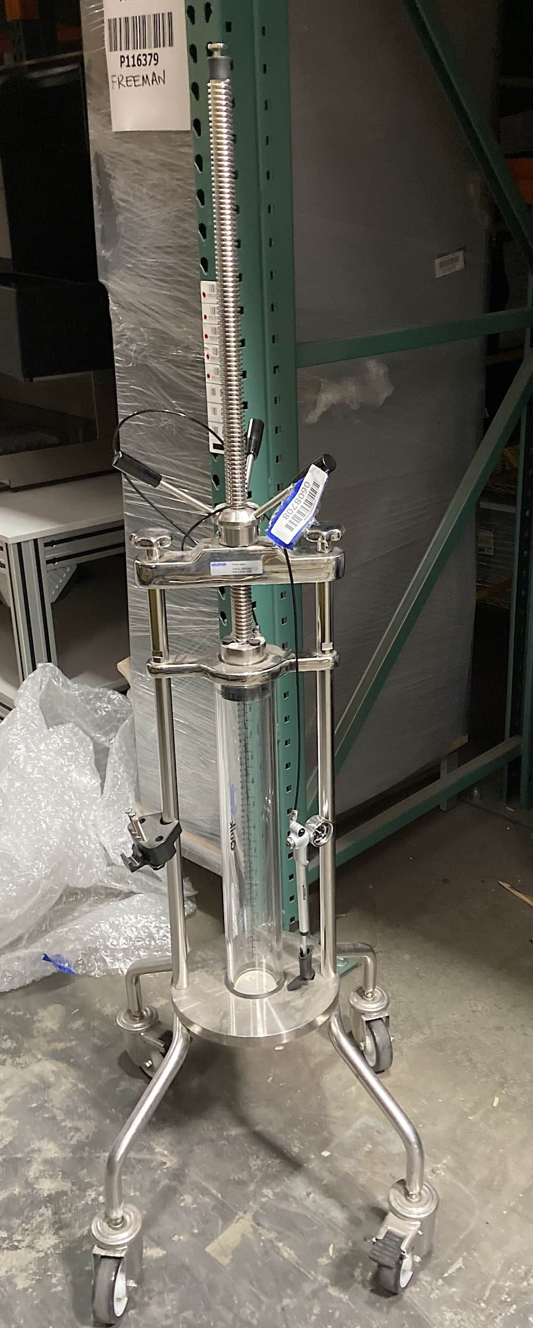 Millipore Quickscale 70cm x 550cm Biochromatography Column