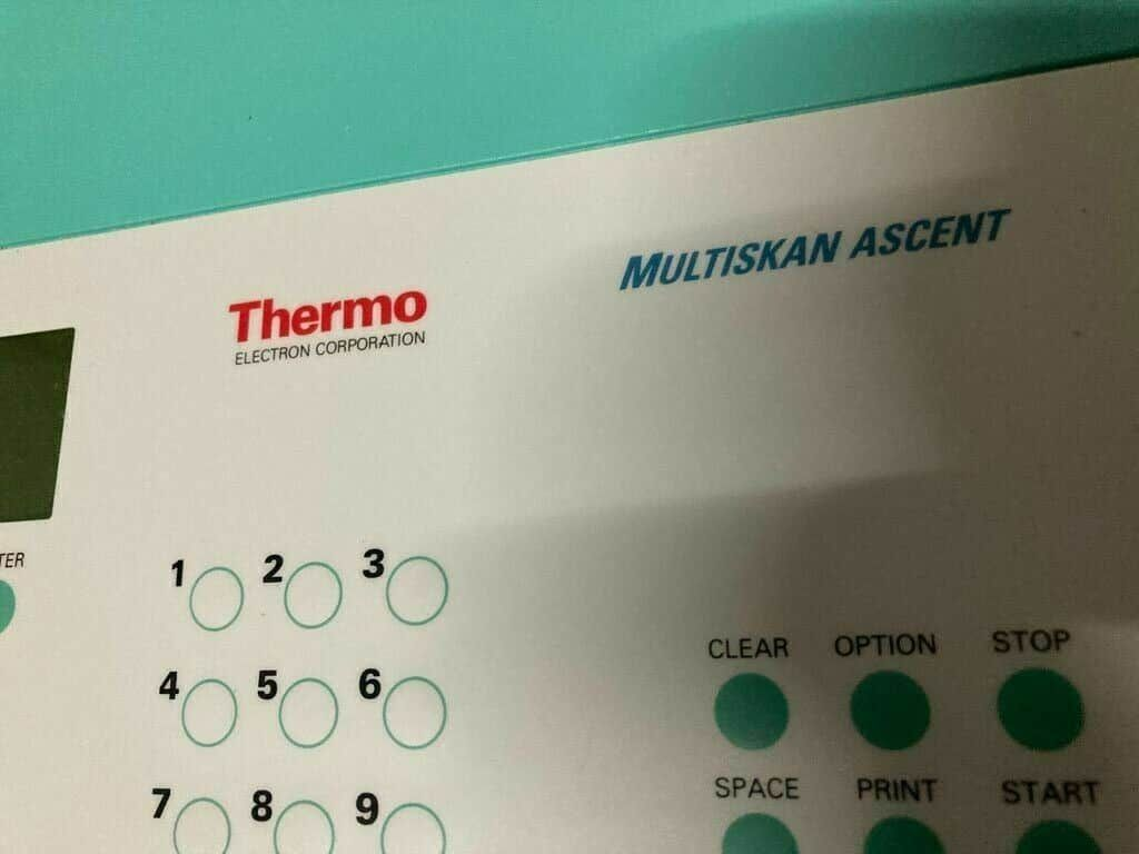 Thermo Electron Corporation Multiskan Ascent