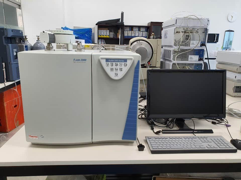 For Sale Thermo Scientific Flash 2000 Elemental Analyzers CHNS-O2