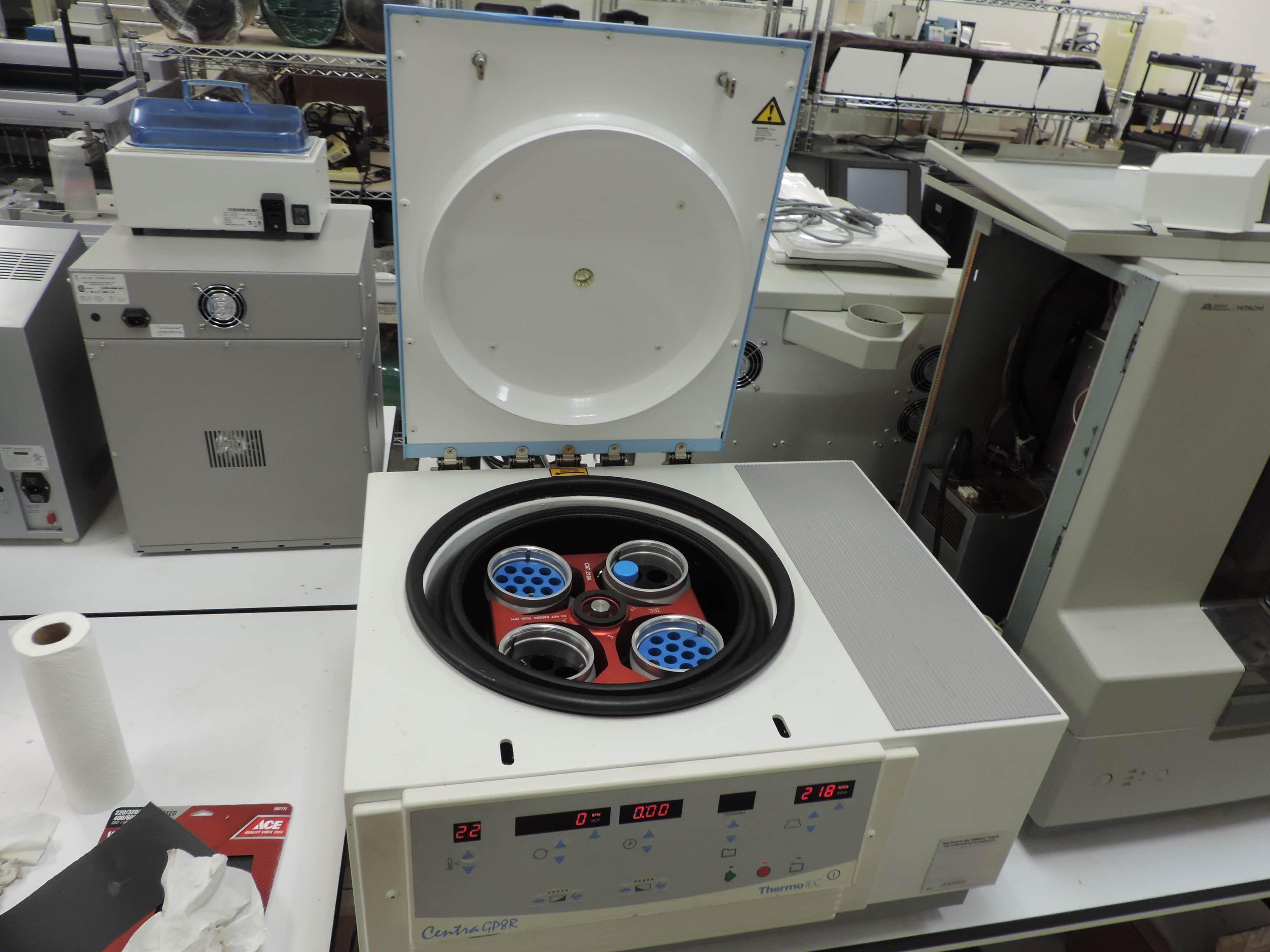 Thermo/IEC™ Centra GP8R® Refrigerated Centrifuge
