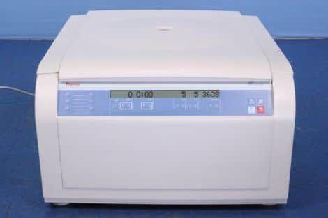 Thermo Megafuge 40 benchtop centrifuge with BioLiner rotor
