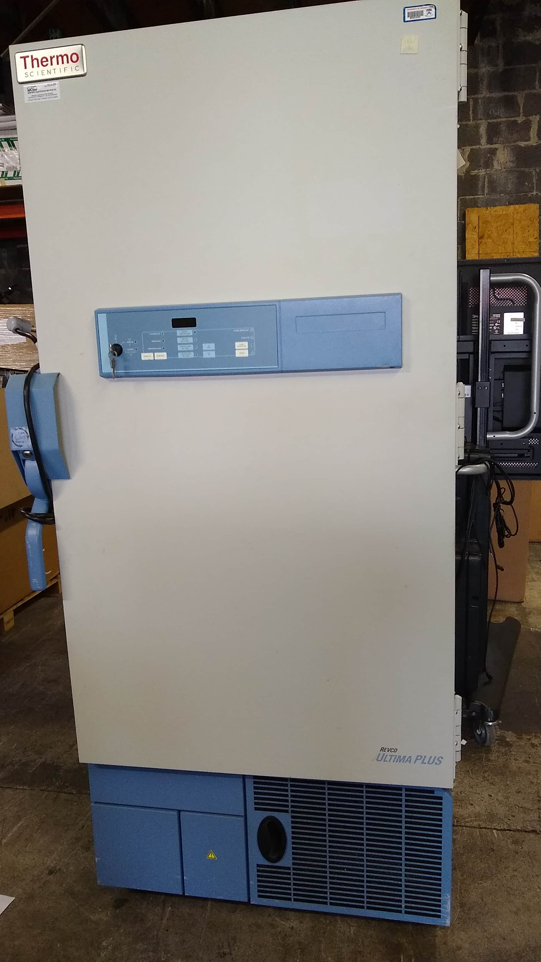 Thermo Scientific Ultra-low Temperature Freezers ULT 2090-3-D34
