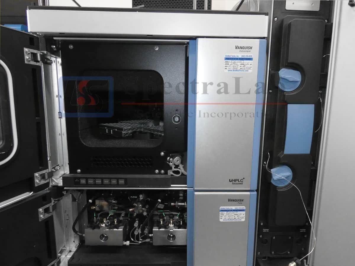 Thermo TSQ Quantiva Triple Quadrupole Mass Spectrometer with Vanquish MD UHPLC