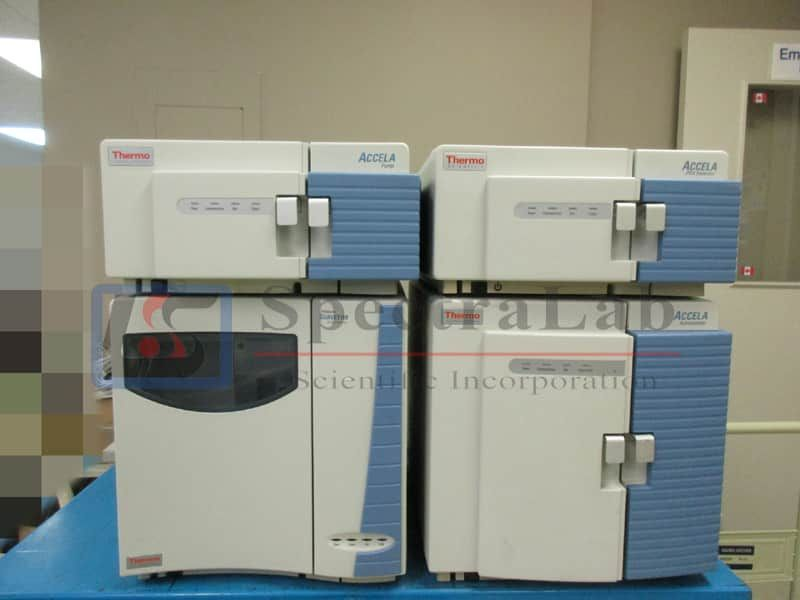 Thermo Scientific Accela HPLC System with Surveyor FL Plus Detector