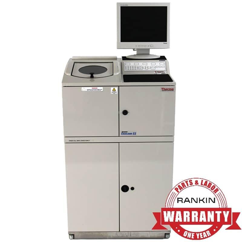 Thermo Scientific Shandon Excelsior ES Tissue Processor | 1-Year Parts & Labor Warranty