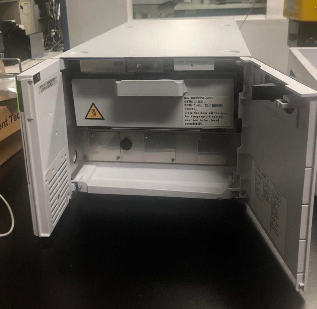 Shimadzu Nexera X2 CTO-30A Column Oven.