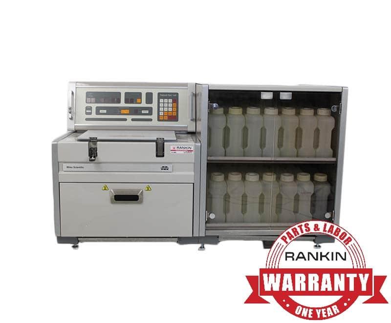 Sakura VIP 3000 Tissue Processor | Rankin 1-Year Parts & Labor Warranty