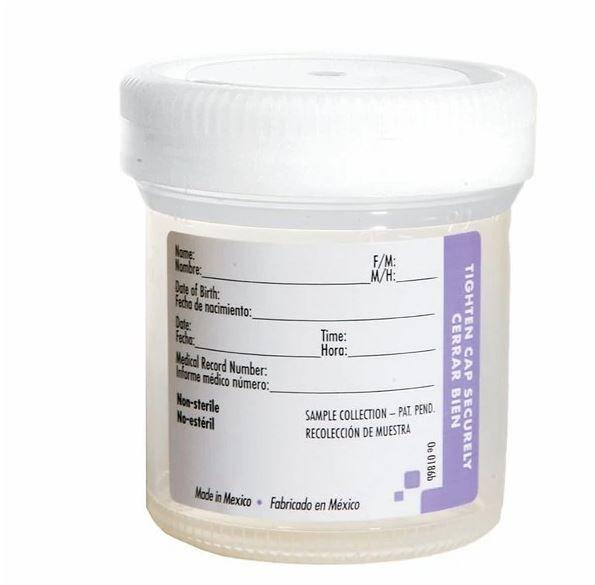 Thermo Scientific Samco™ Wide-Mouth Bio-Tite™ 90mL (3 oz.) 53mm Specimen Containers