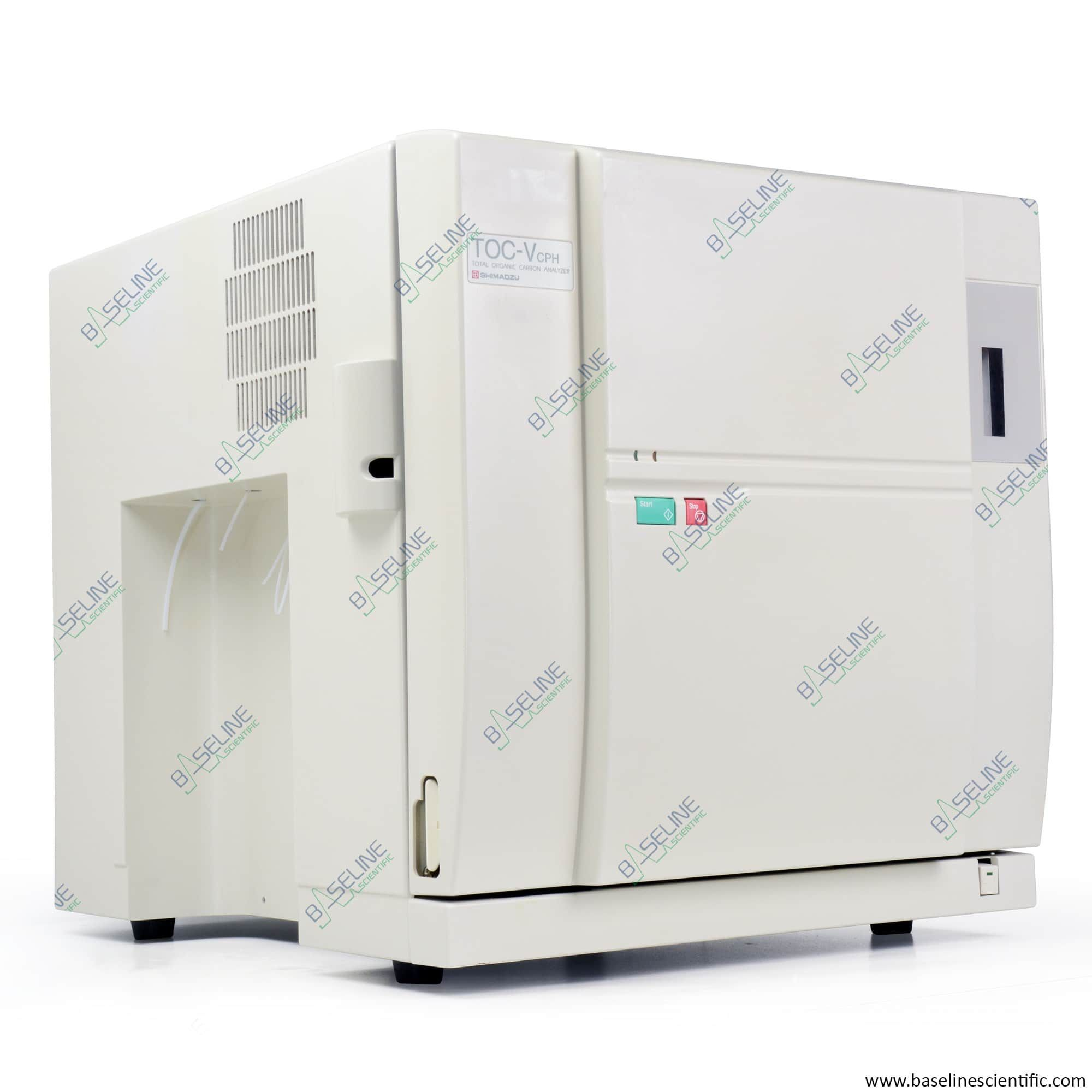 Refurbished Shimadzu TOC-V CPH Analyzer with Control Software and ONE YEAR WARRANTY