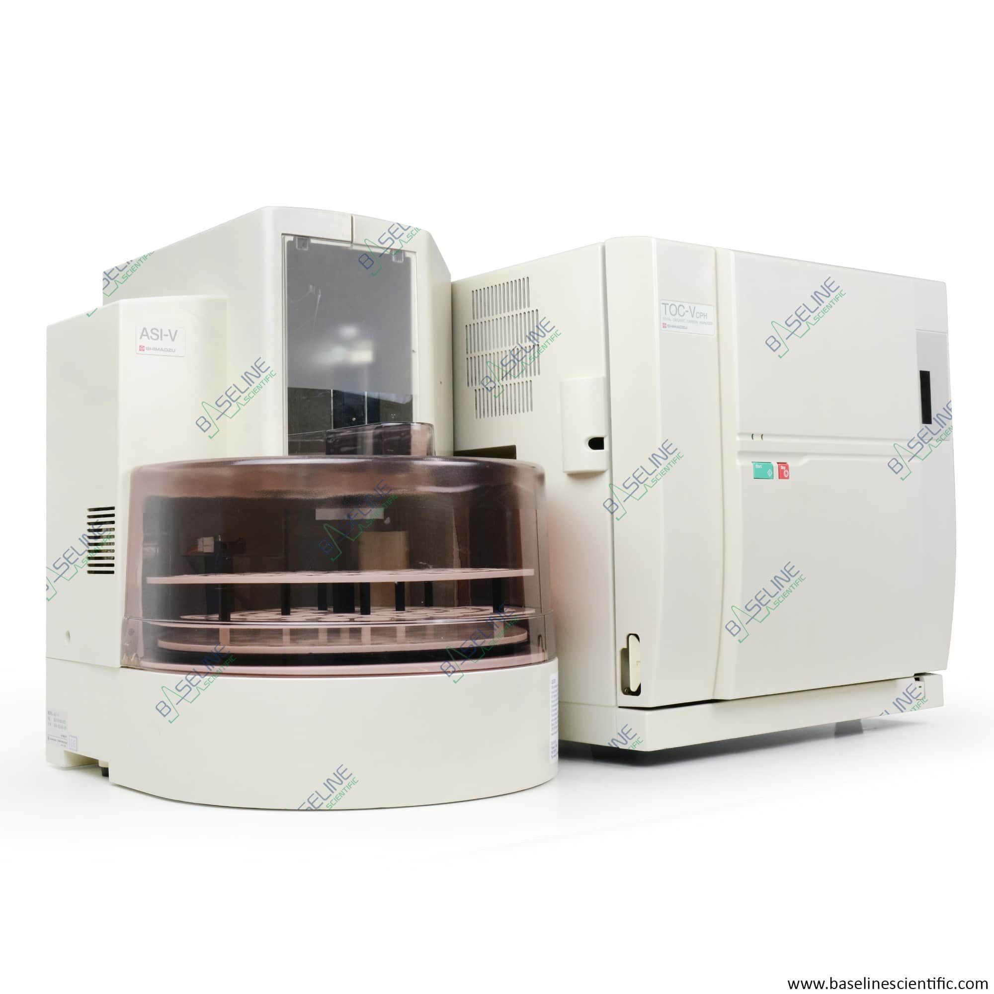 Refurbished Shimadzu TOC-V CPH with ASI-V Autosampler and Control Software