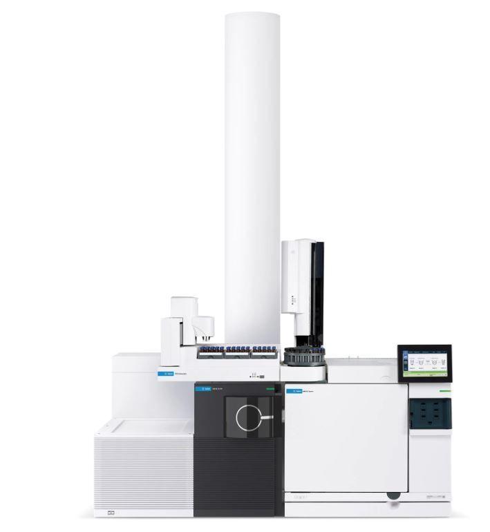 Agilent Technologies - 7250 GC/Q-TOF System