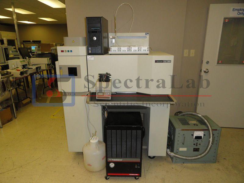 Perkin Elmer Optima 3000 DV ICP System