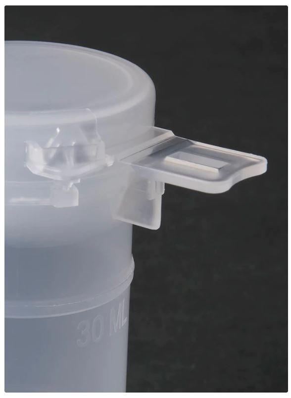 Thermo Scientific Capitol Vial™ Flip-Top 45mL, 1.5 oz. Vials