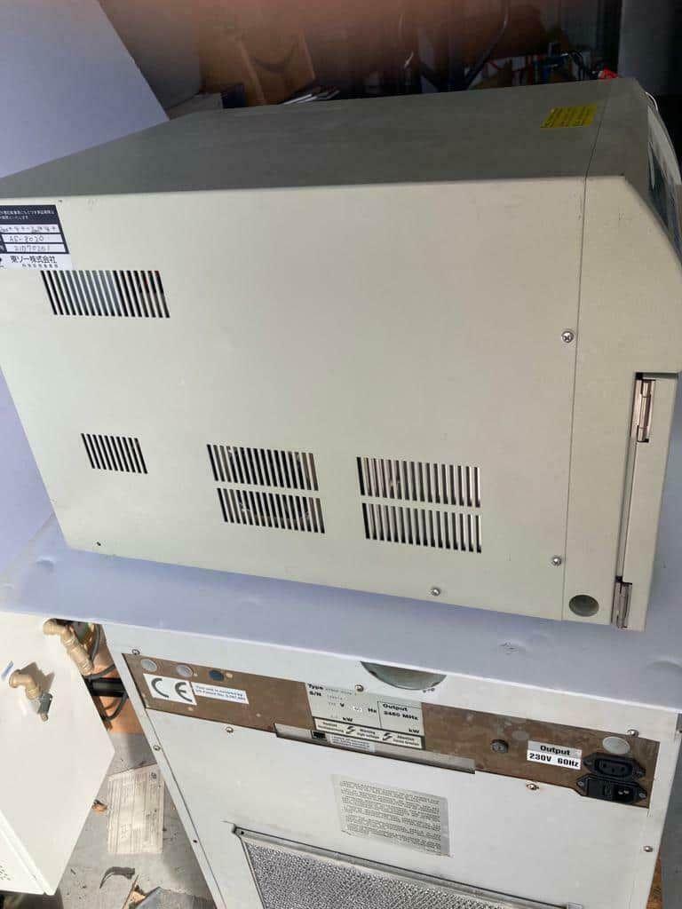 Tosoh AS-8020 HPLC Autosampler Sampler Liquid Chromatography LC