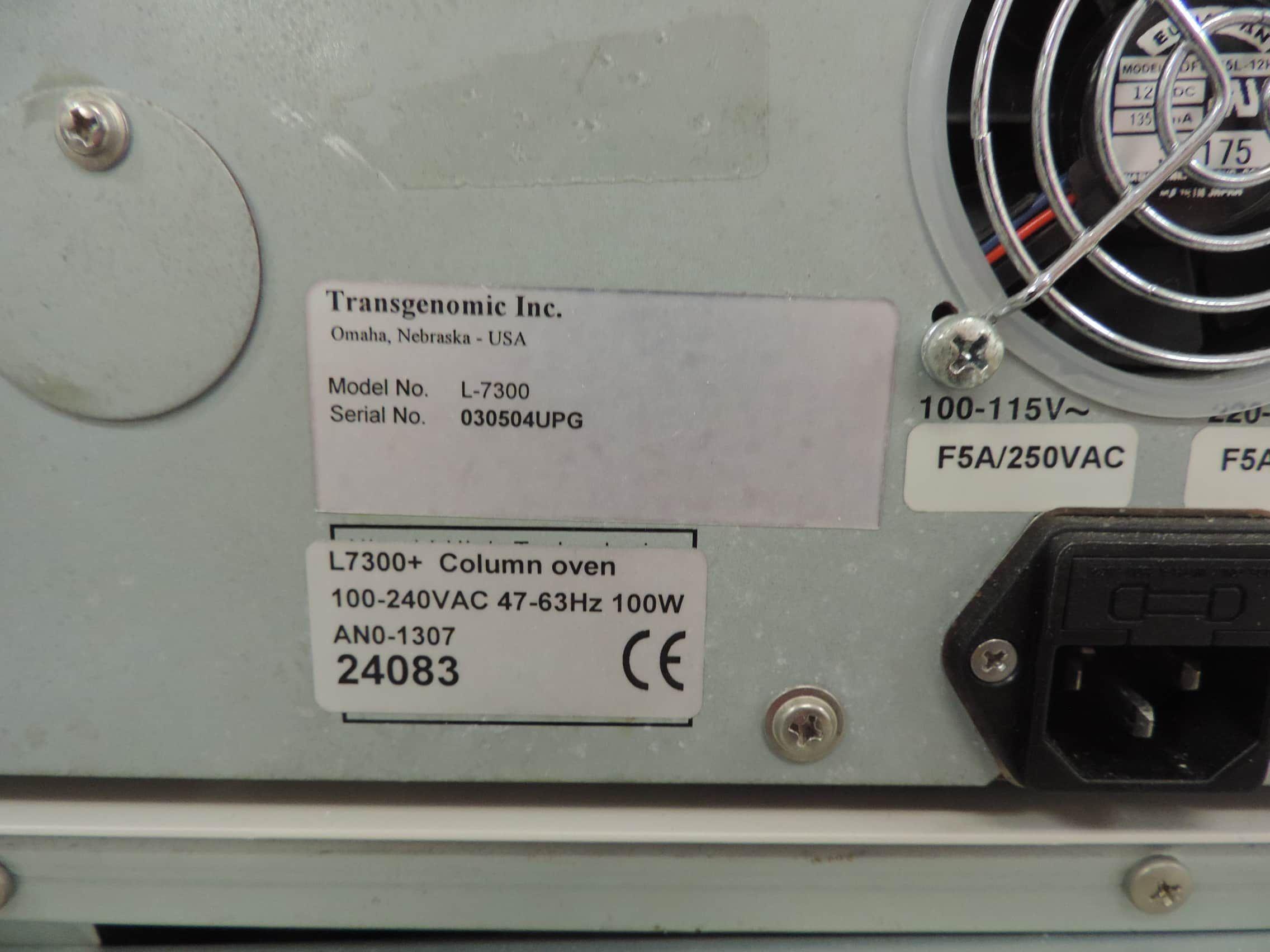 Transgenomic™ Wave 3500 HPLC System