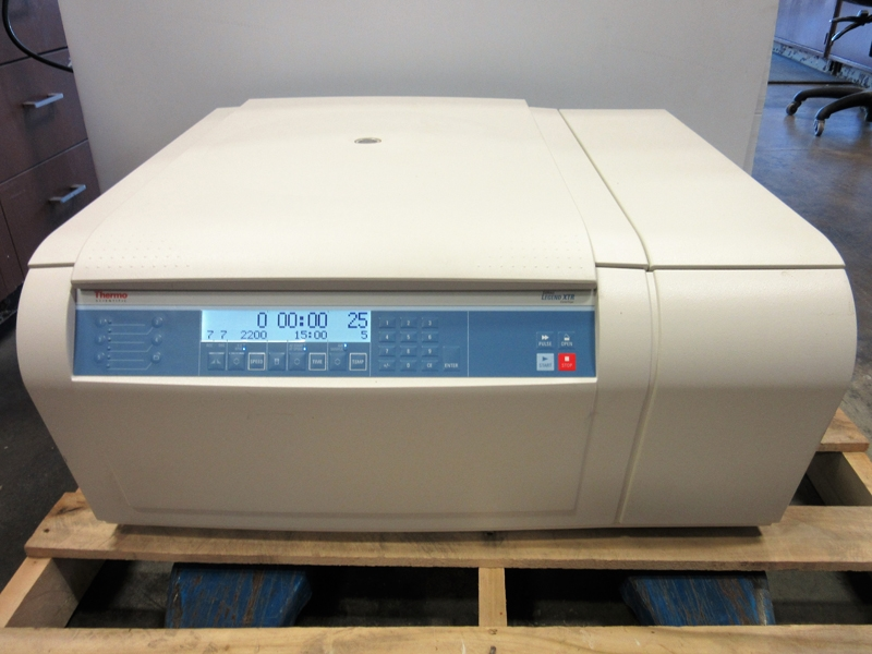 Thermo Sorvall Legend XTR Refrigerated Centrifuge