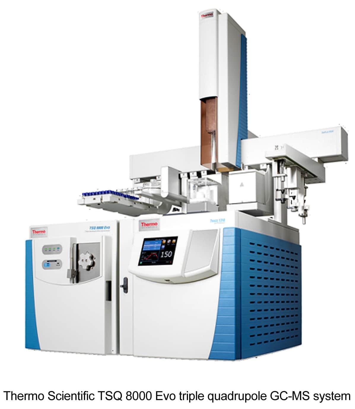 Thermo Scientific TSQ 8000 Evo Triple Quadropole GC-MS/MS