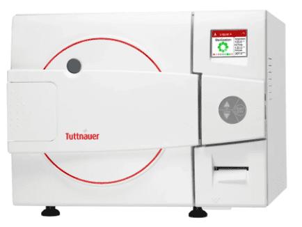 Heidolph Tuttnauer 2840ELP Lab Line Autoclave