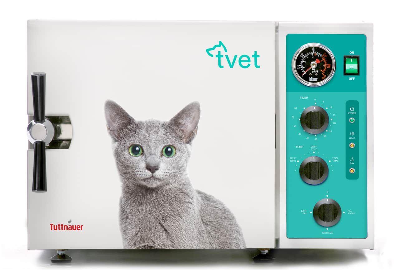 TVET 10M Tuttnauer Manual Autoclave Sterilizer Brand New