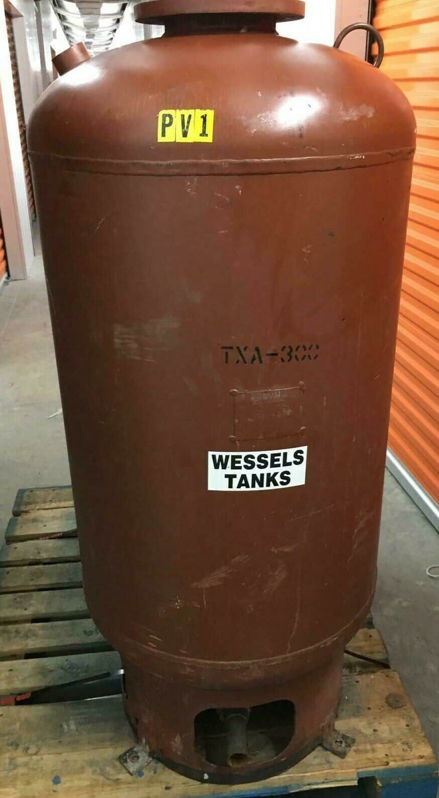 Wessel Thermal Expansion Bladder Tank Max 79 gallon
