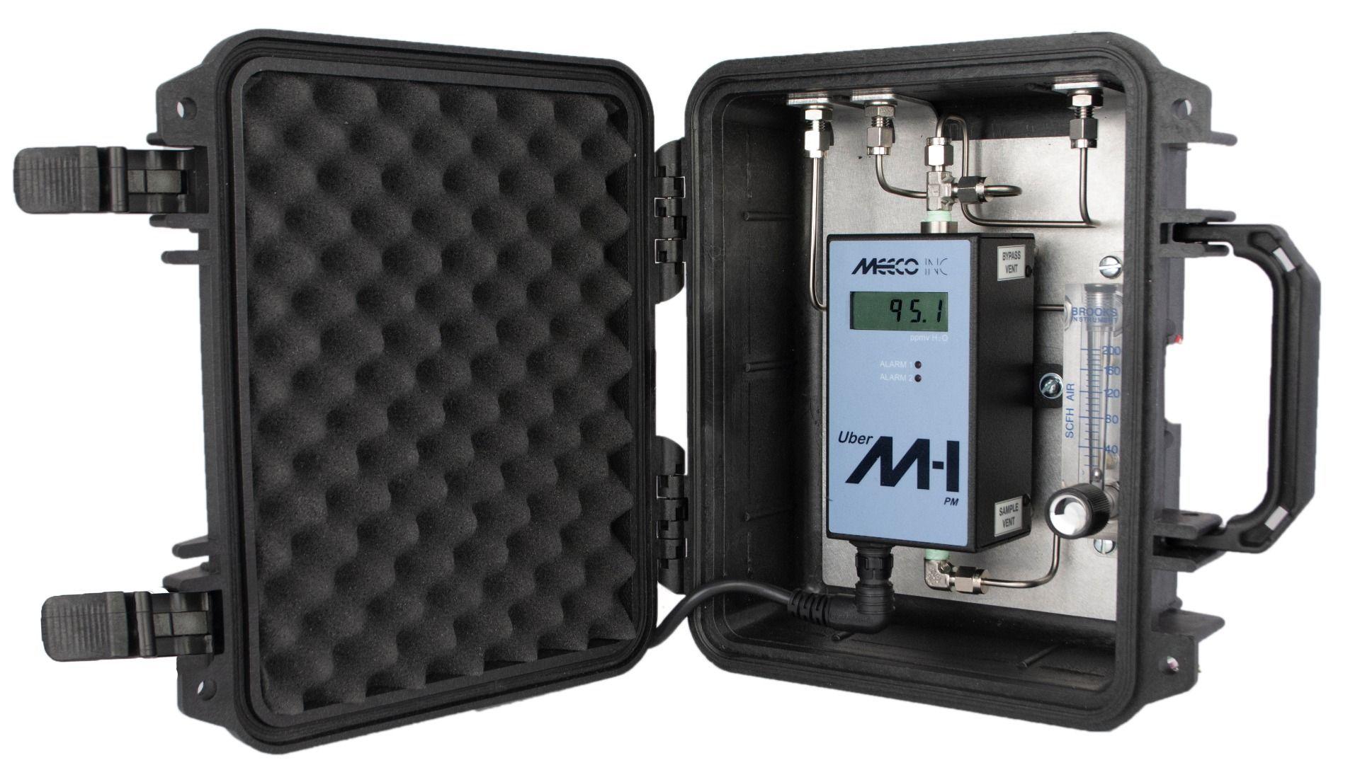 MEECO, Inc Uber M-I™ Moisture Gas Analyzer