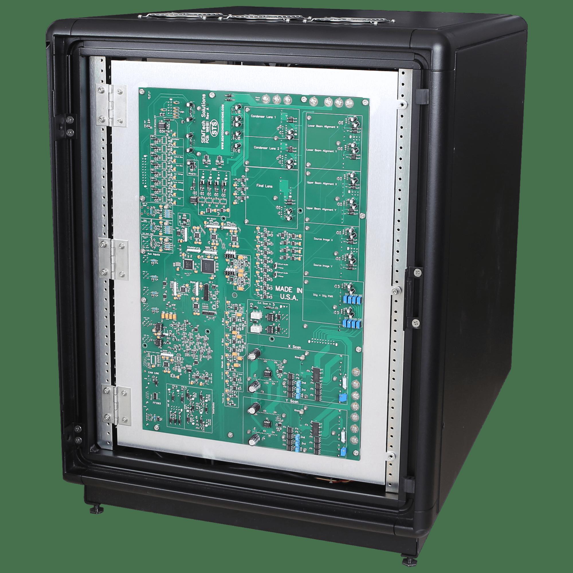 Win10 SEM Upgrade - SEMView8000 Universal Operator Control Console