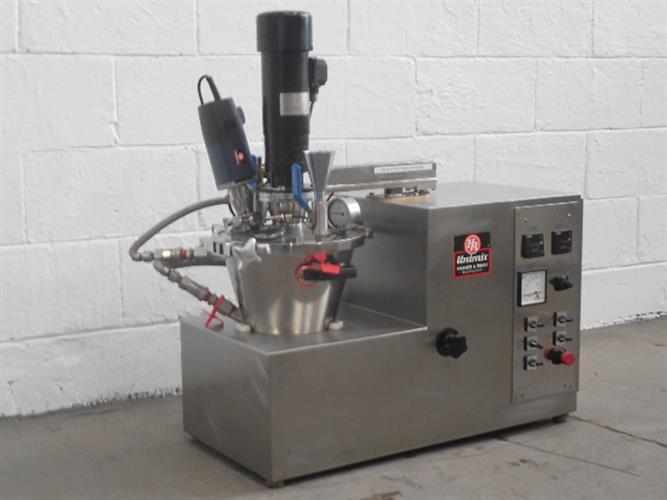 Unimix 6 Liter Stainless Steel High Shear Mixer