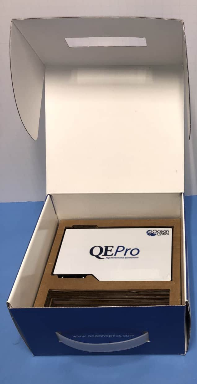 Ocean Optics QEPRO Preconfigured for 785 nm Raman