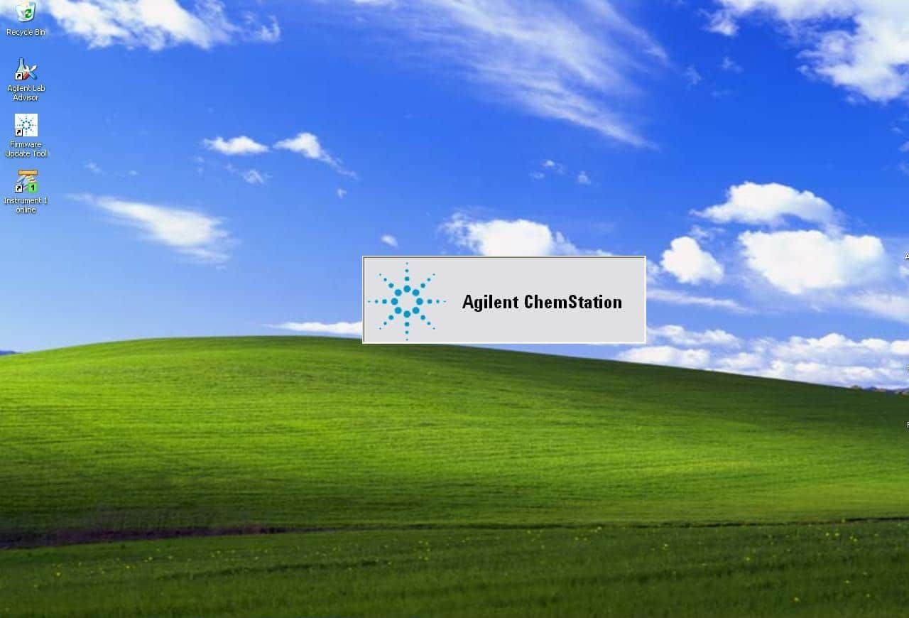 Agilent Chemstation LC B.04.03 Software Licenses Lab Advisor and BootP Included