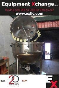 Lee 200 Gallon Vacuum Kettle