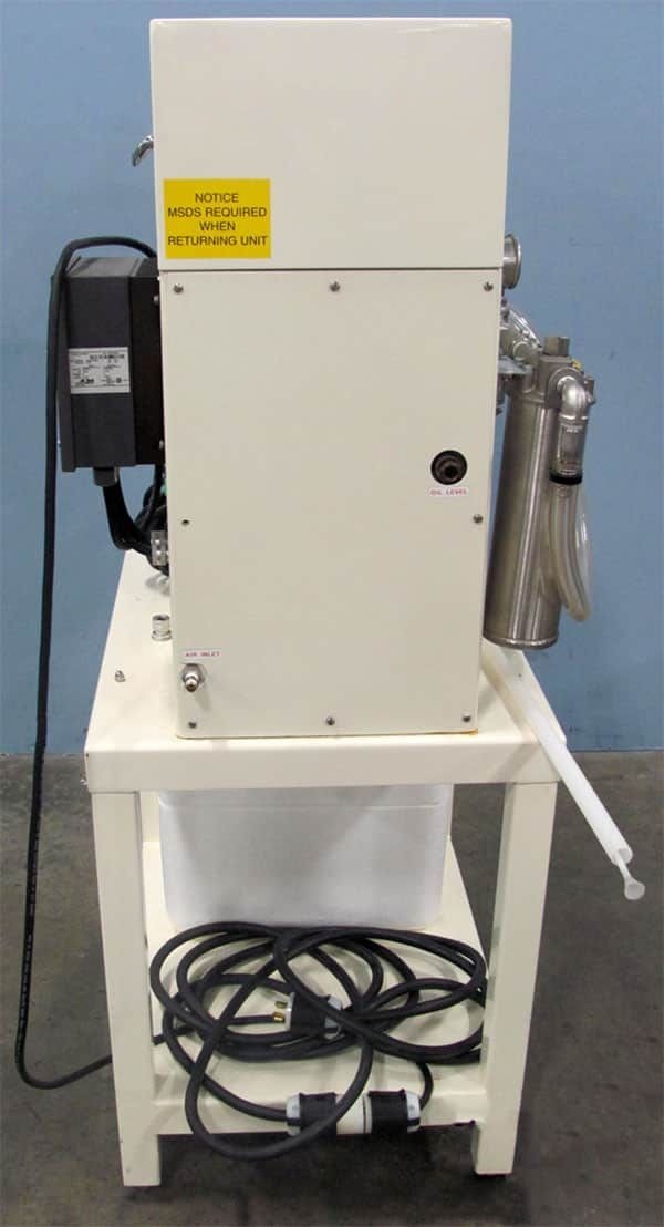 Used Ross DPM-1 Quart Double Planetary Mixer with HV High Viscosity Blades