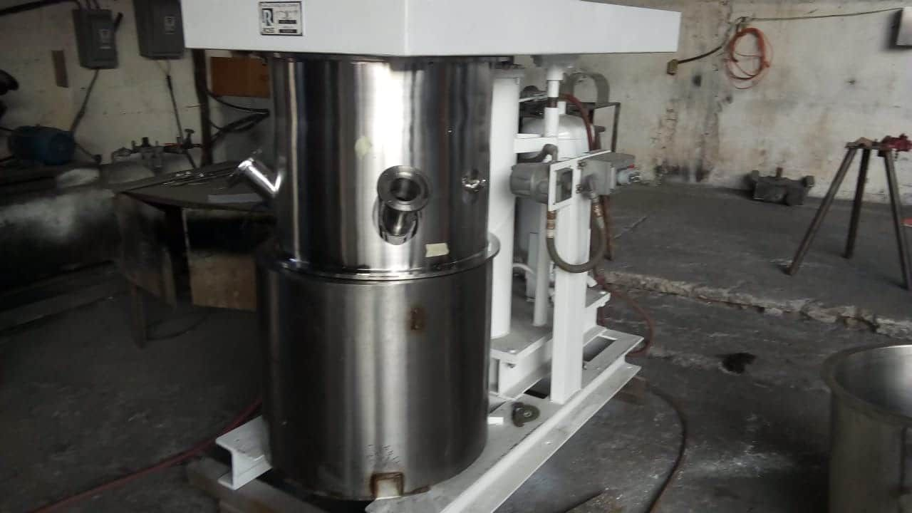 Refurbished Ross HDM-40 Gallon Double Planetary Mixer