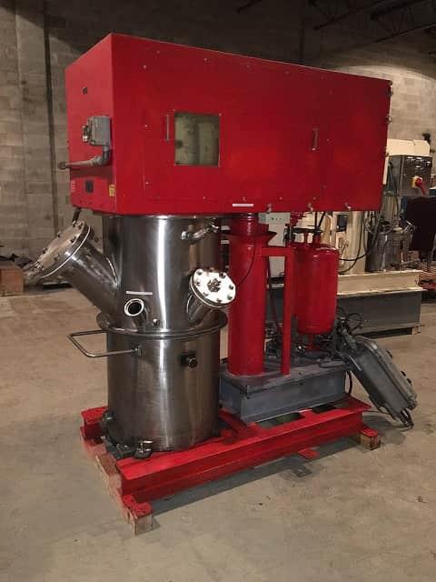 Ross PD-40 Gallon Powermix High-Shear Planetary Mixer