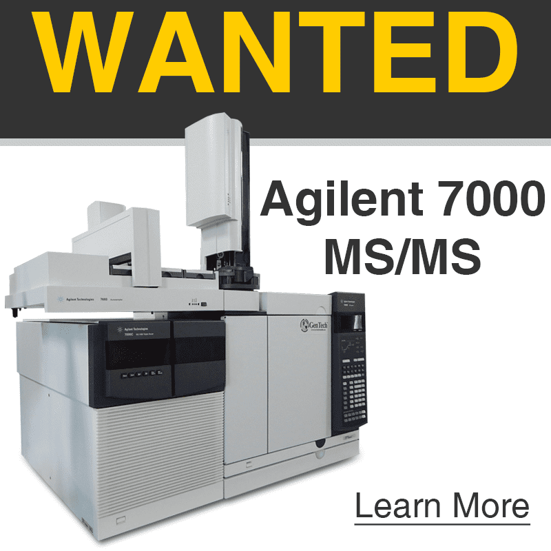 WANTED 7000 MS/MS System