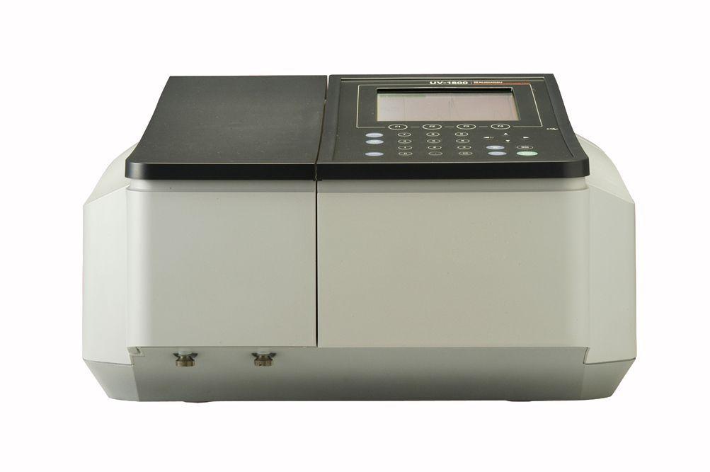 Un-opened Shimadzu UV-1800 spectrophotometer