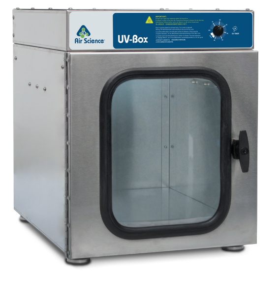 Benchtop Decontamination Chambers: Boxing in the Evidence
