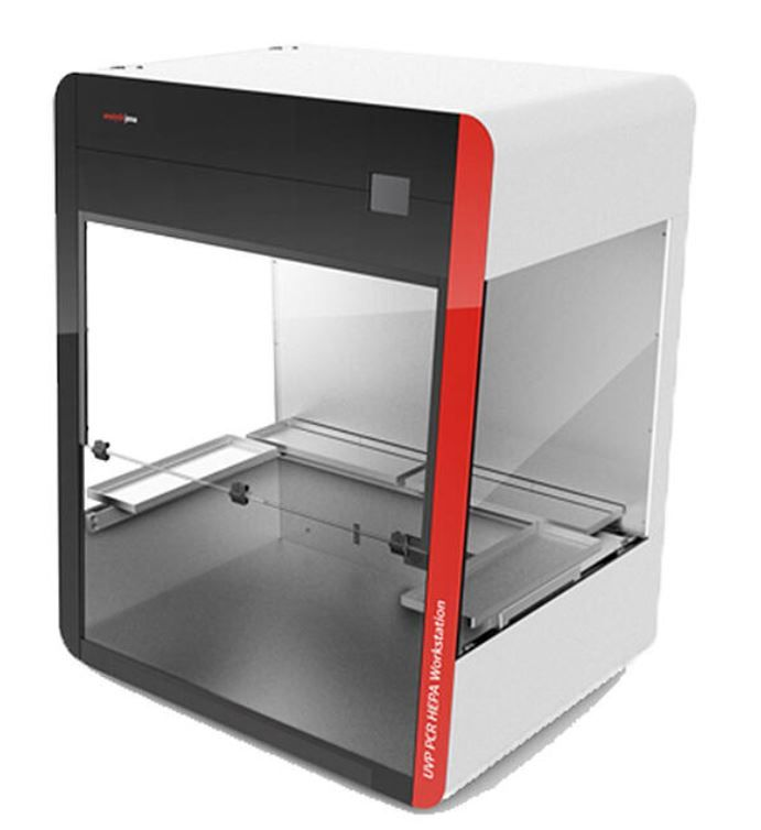 Analytik Jena: UVP PCR Workstations & Cabinet