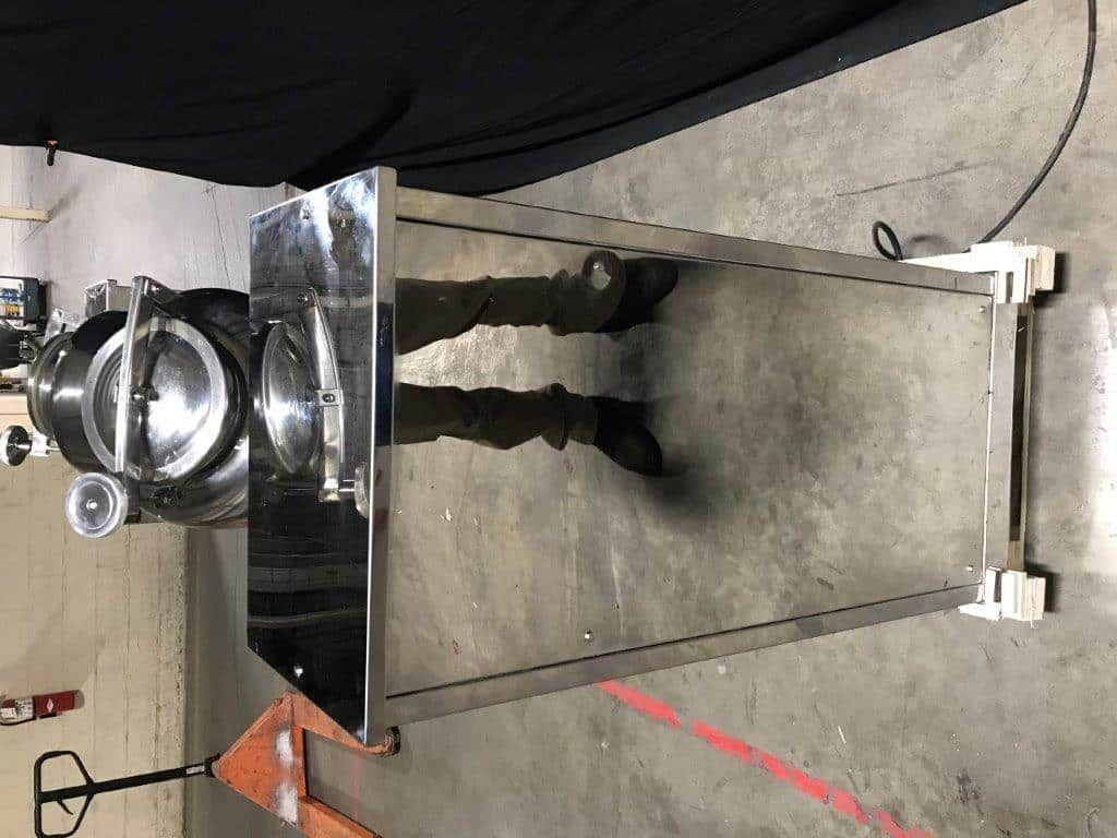 SDM V-100 Double Cone Blending Machine
