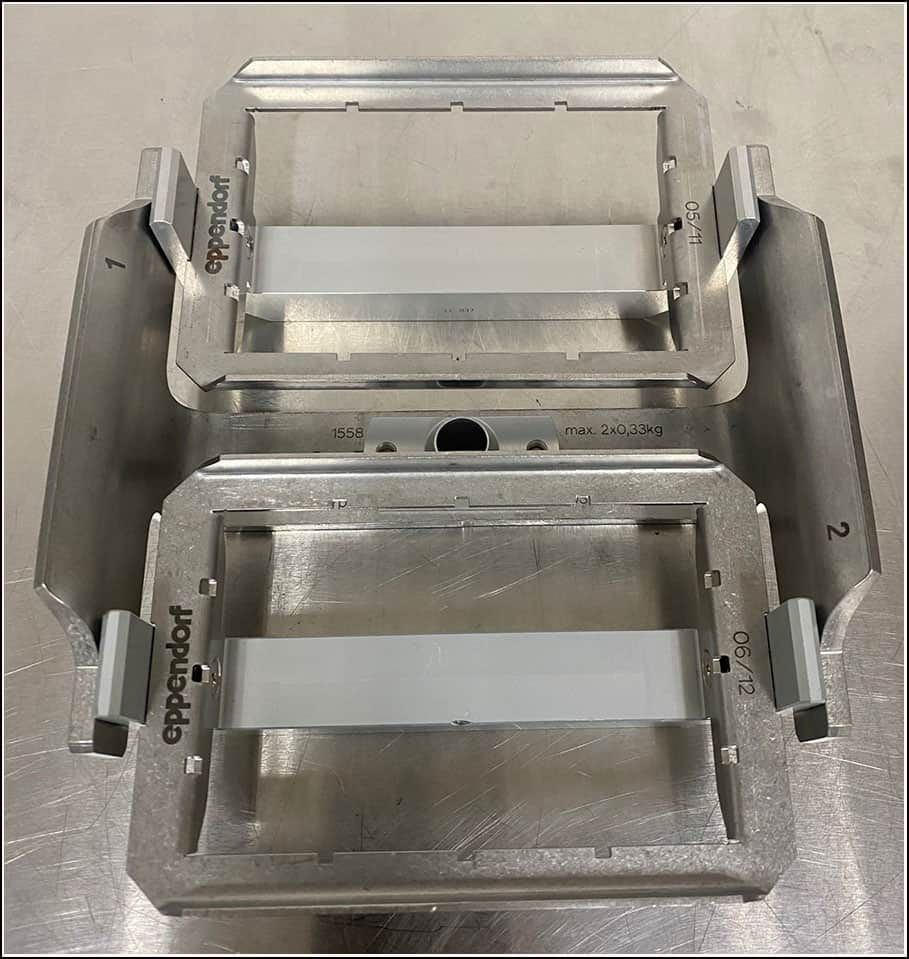 Eppendorf Microplate Rotor A-2-VC for Vacufuge w WARRANTY