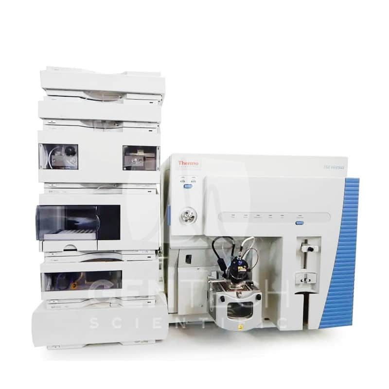 Thermo Scientific TSQ Vantage MS with Agilent 1100 HPLC System