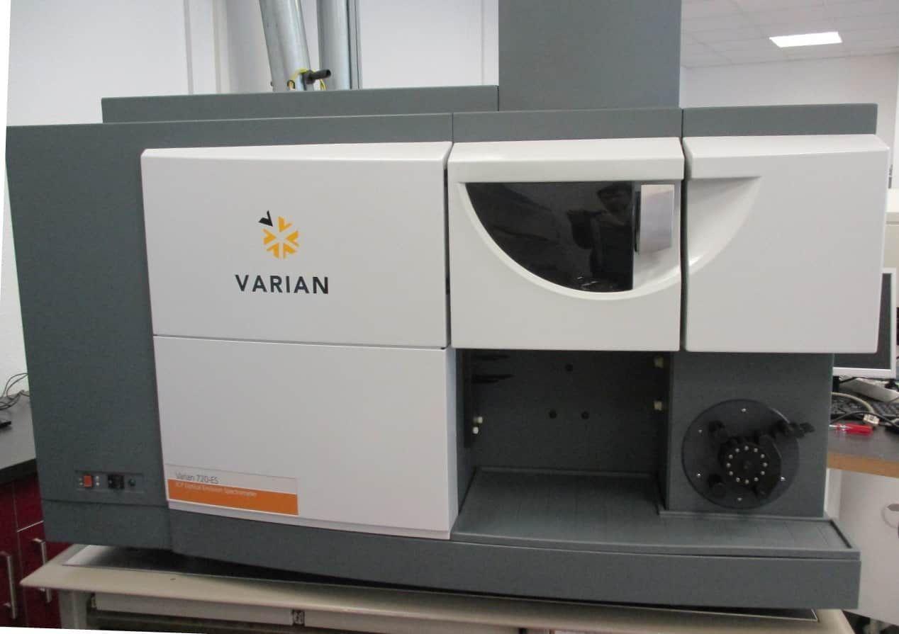 Varian 720 ES ICP-OES