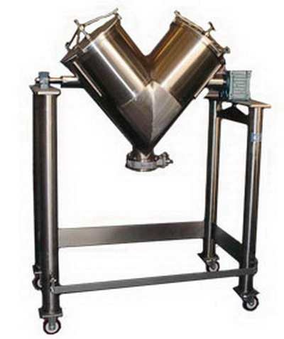 """VEE"" Blenders (1, 2, 3, & 5 Cubic Foot)"