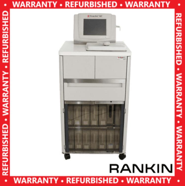 ~$996/mo - Sakura Tissue-Tek VIP 6 Tissue Processor   Rankin 1-Year Warranty