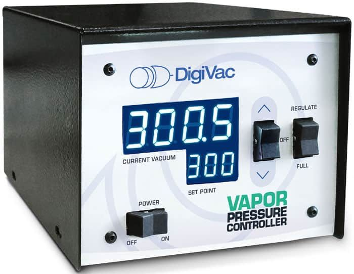 DigiVac Vapor Pressure Controller with Real-Time Analytics