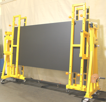 Optical Table Transport System