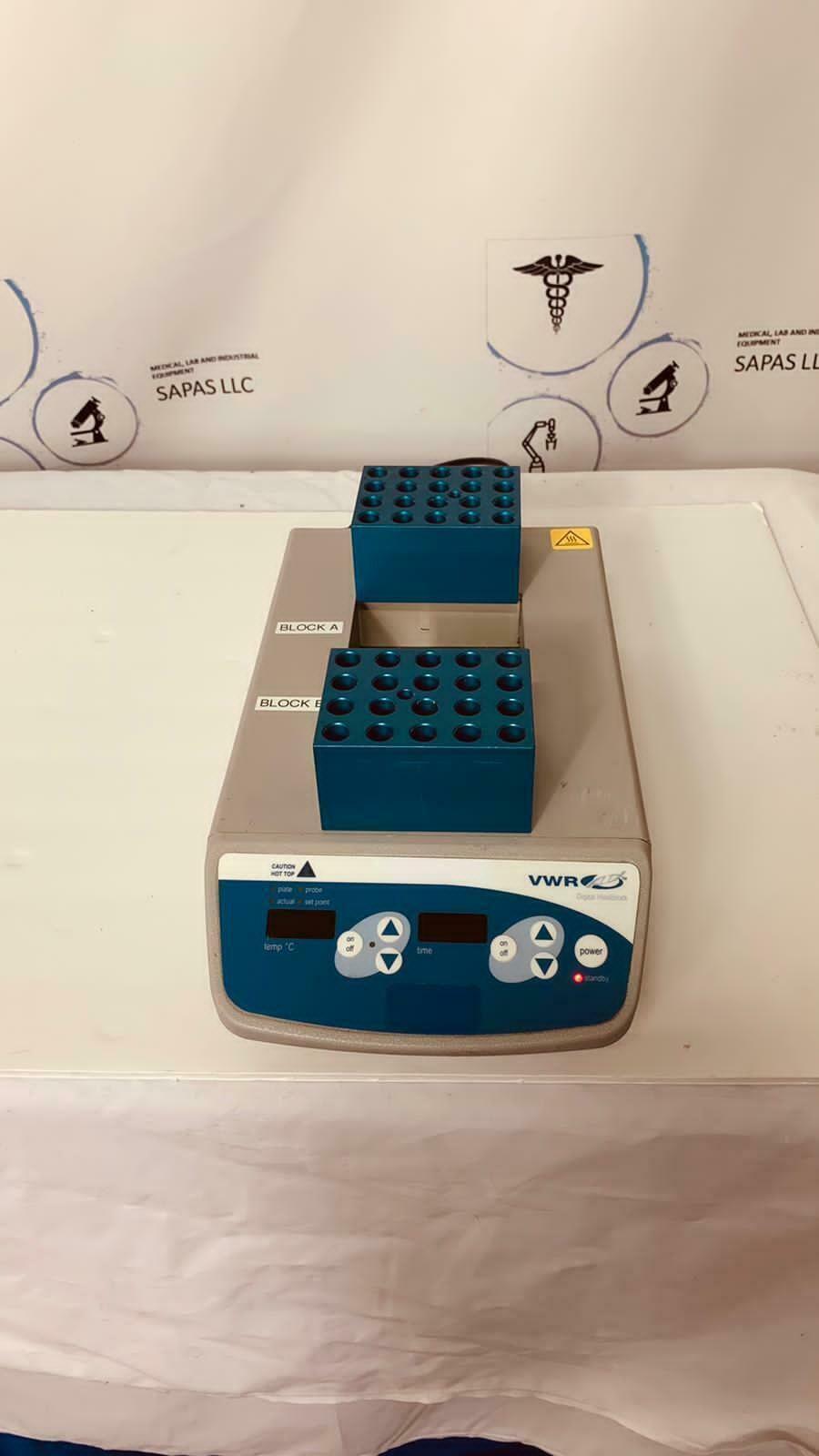 VWR Digital Dual Heatblock 2 12621-088 60