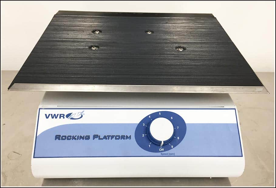 VWR Rocker Rocking Platform Shaker w WARRANTY