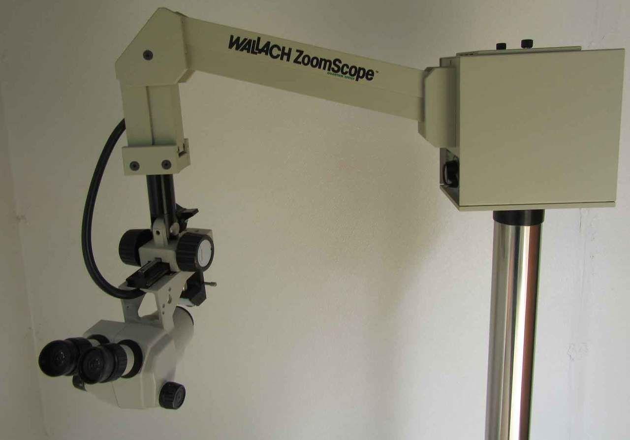 Wallach Zoomscope Colposcope Quantum